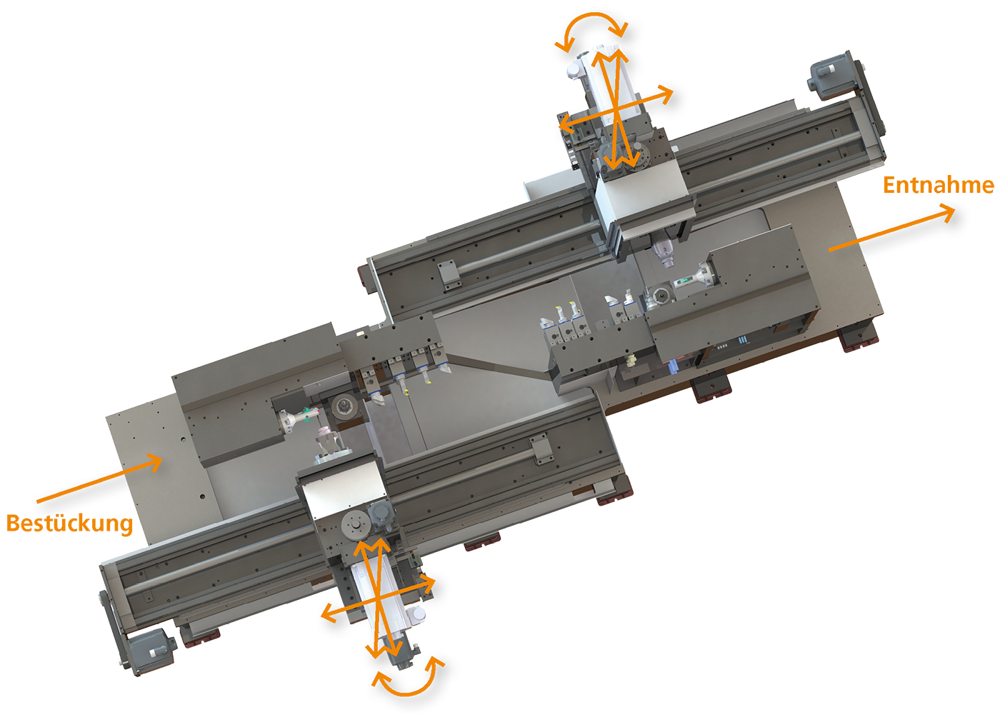 Werkzeugmaschine Differentialgetriebe-Gehäuse